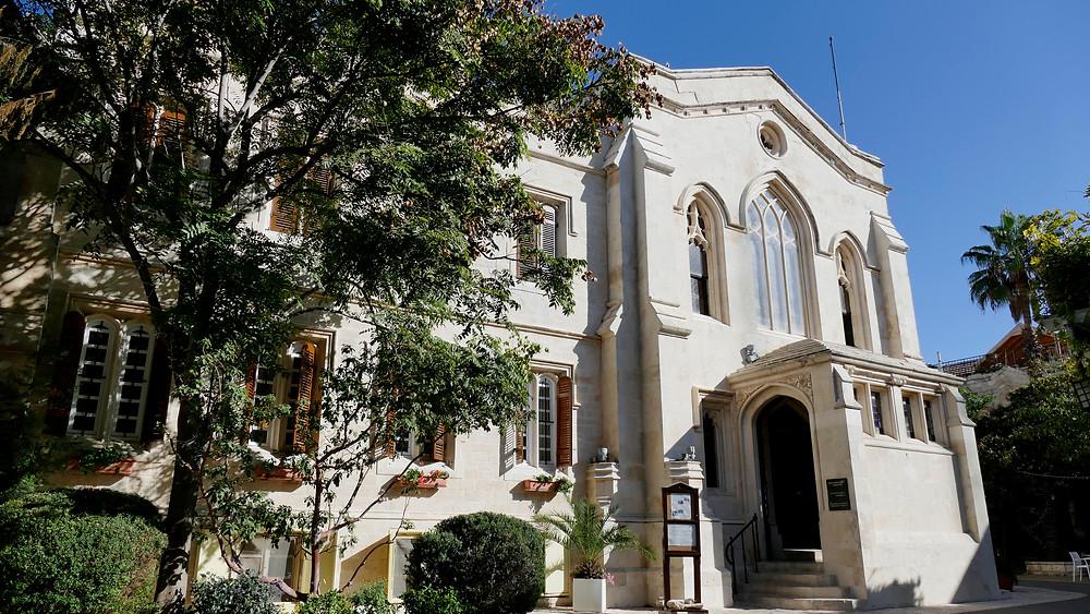 Stadtführung Jerusalem Christuskirche  der Anglikaner