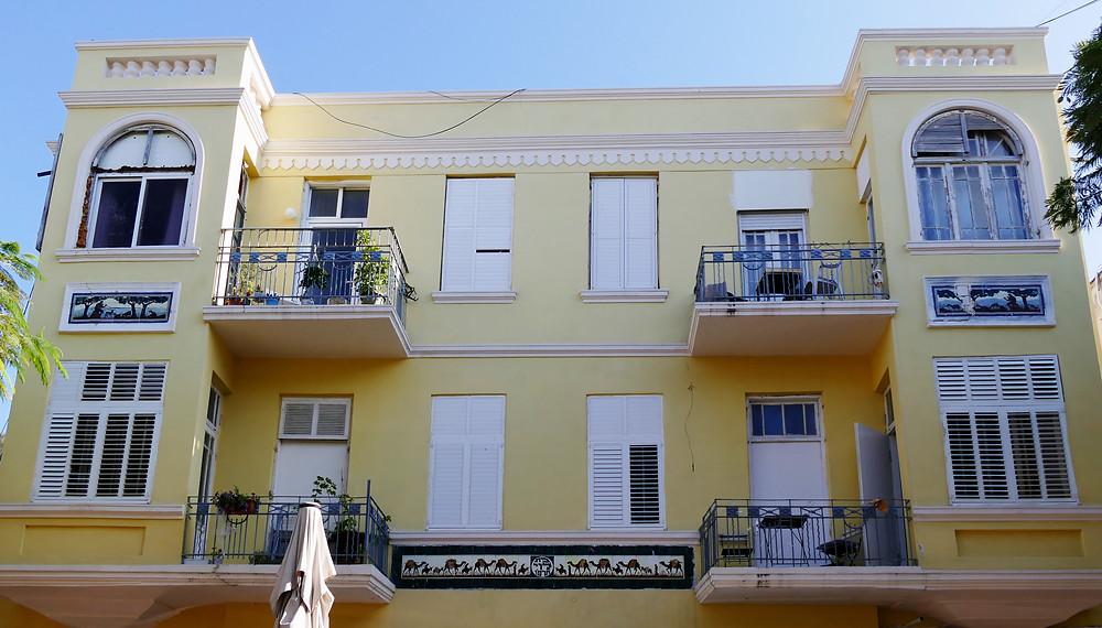 Shmuel Levy Haus, Nahalat Binyamin, Tel Aviv