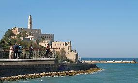 Panorama auf Altstadt von Jaffa
