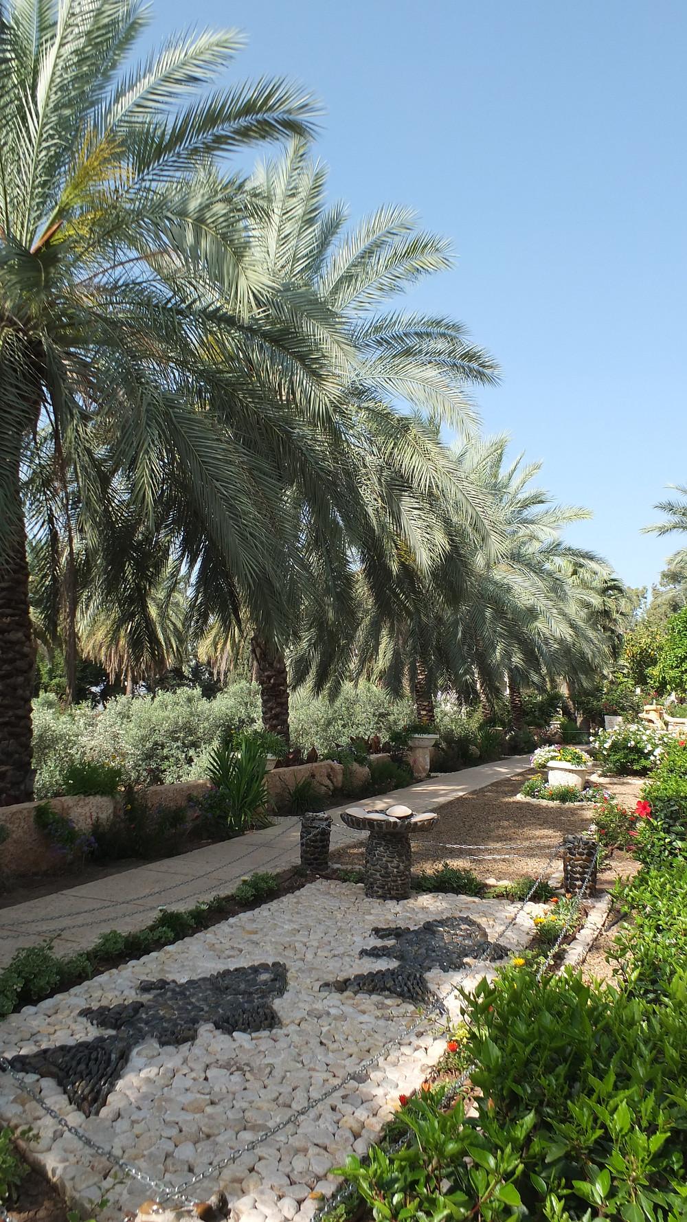 Berg der Seligpreisungen in Galiläa