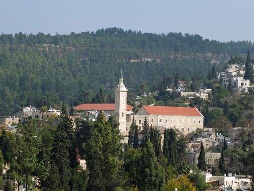 Ein Karem - das Dorf in Jerusalem