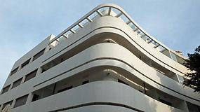 Bauhaus, Weiße Stadt Tel Aviv