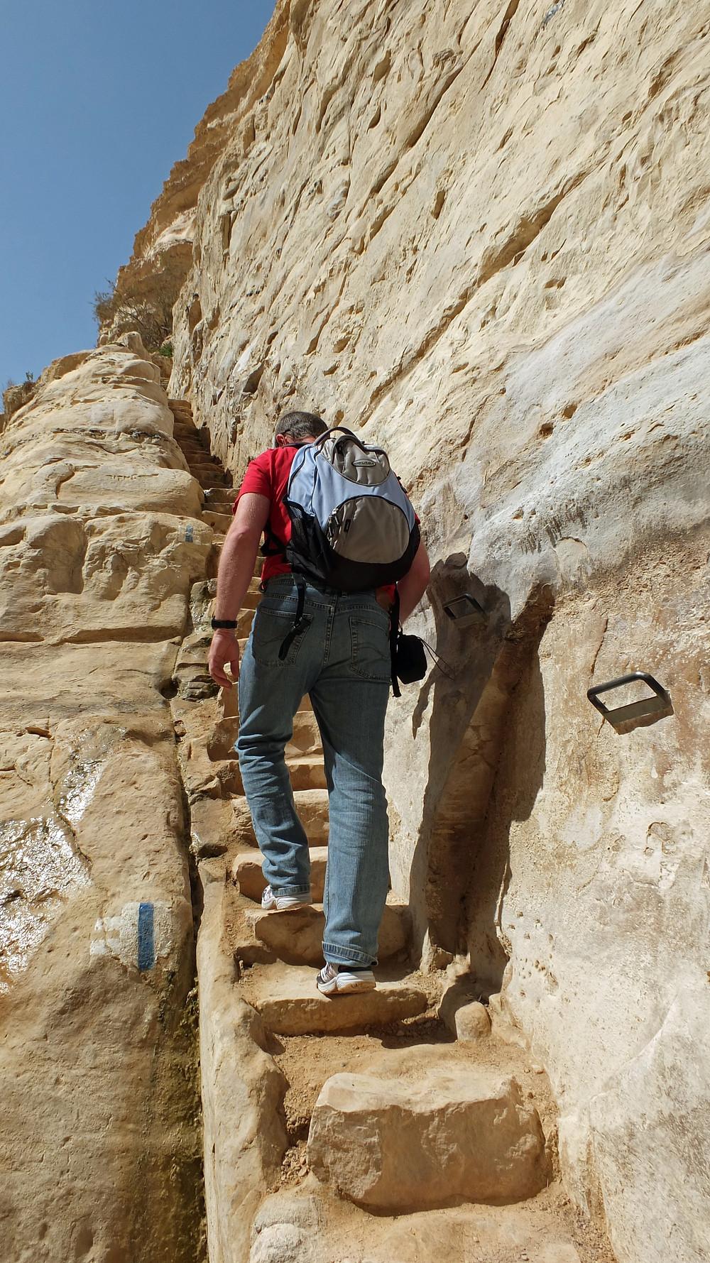 Ein Avdat National Park im Negev