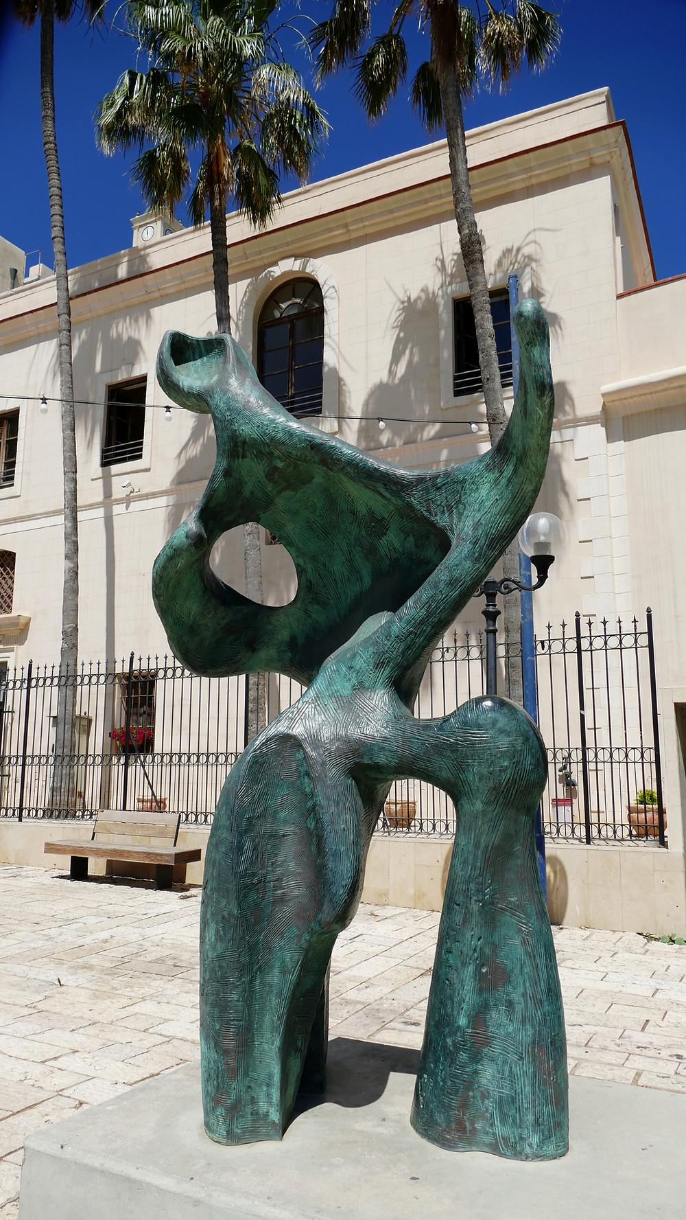 Ewige Jugend Skulptur von Eli Ilan