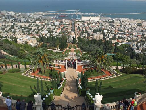 Haifa: Weltzentrum der Bahais am Berg Karmel