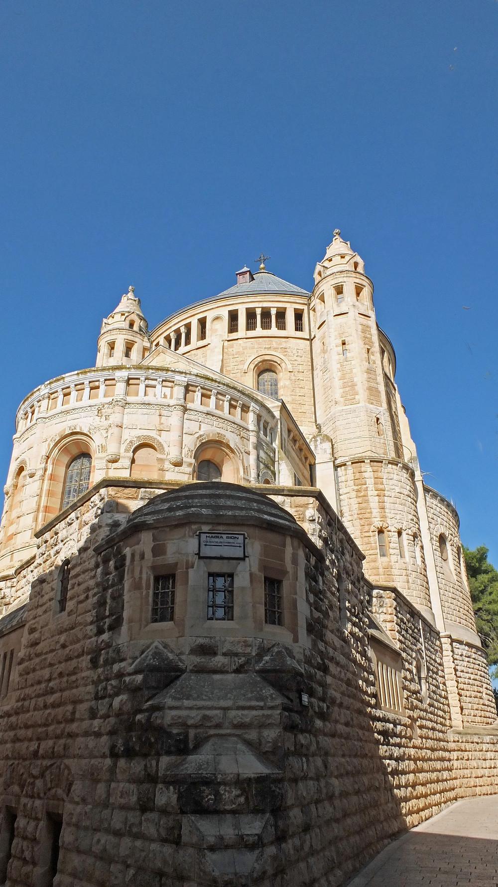 Jerusalem, Dormitio Abtei