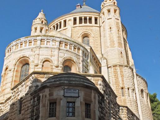 Dormitio Abtei auf dem Zionsberg