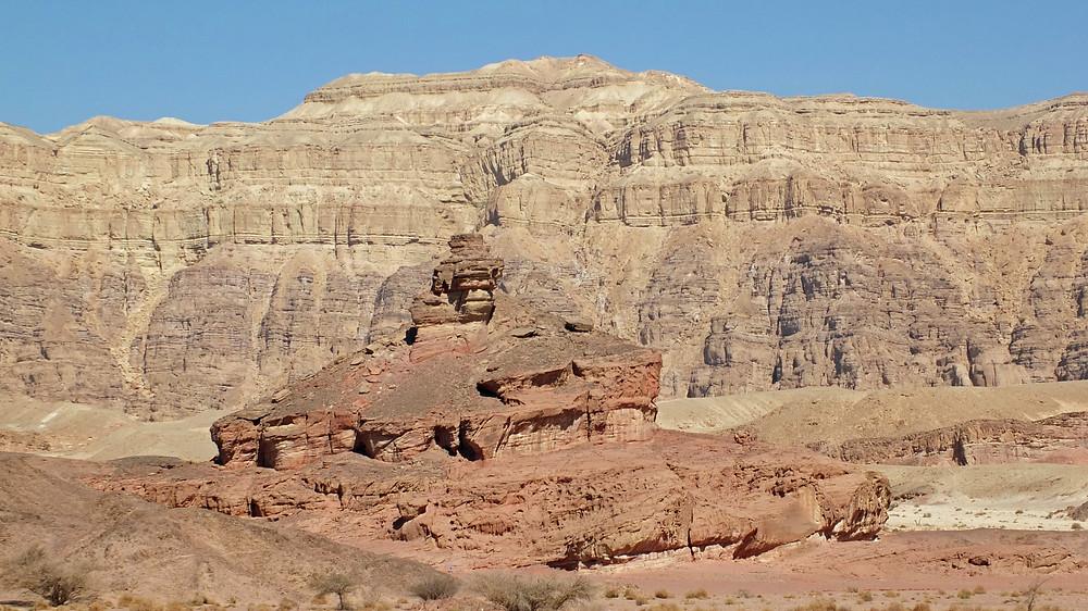 Spiralen-Hügel in Timna