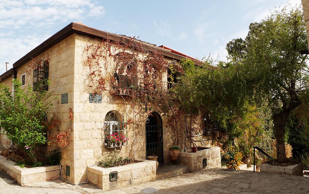 Haus in Yemin Moshe