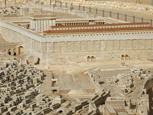 Jerusalem vor 2000 Jahren