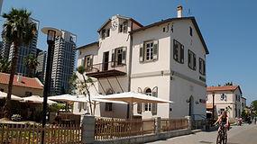 Sarona Tel Aviv, Württembergische Templer