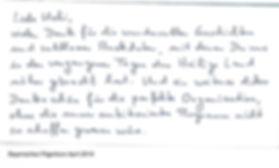 Bewertung Bayerisches Pilgerbüro 2019