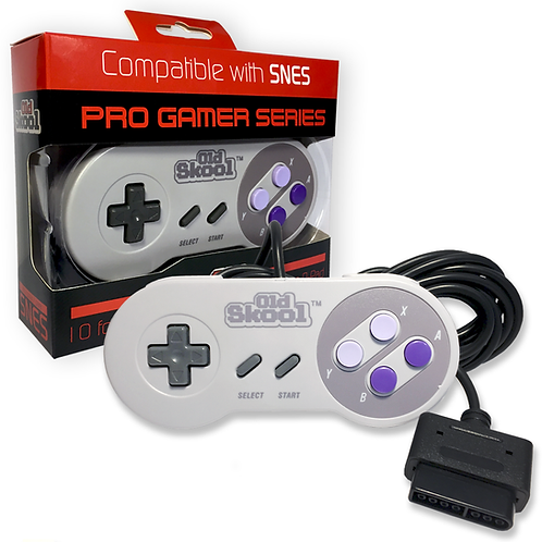 Pro Gamer Series SNES Controller