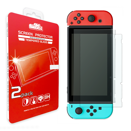 Switch Tempered Glass Screen Protector (2-PACK)
