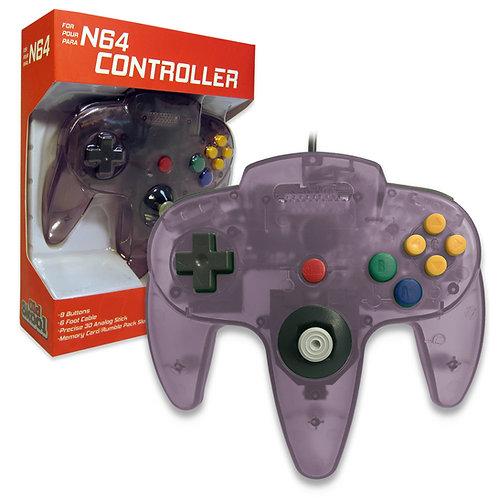 N64 Controller - Atomic Purple