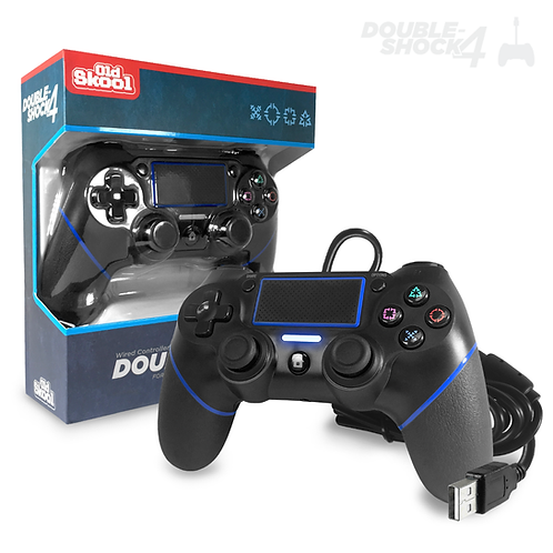 DOUBLE-SHOCK 4 Wired Controller