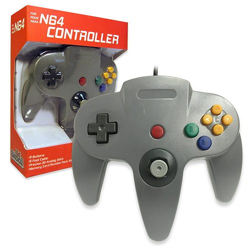 N64 Controller - Grey