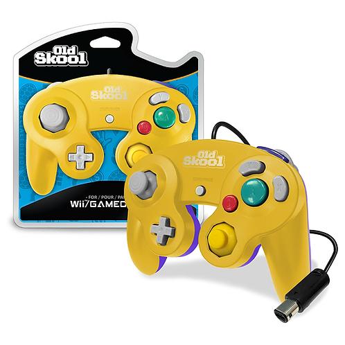 GameCube Controller - Yellow/Purple