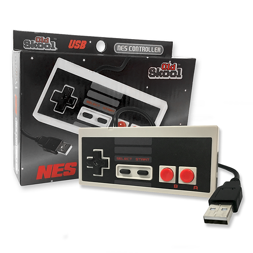NES Style USB Controller