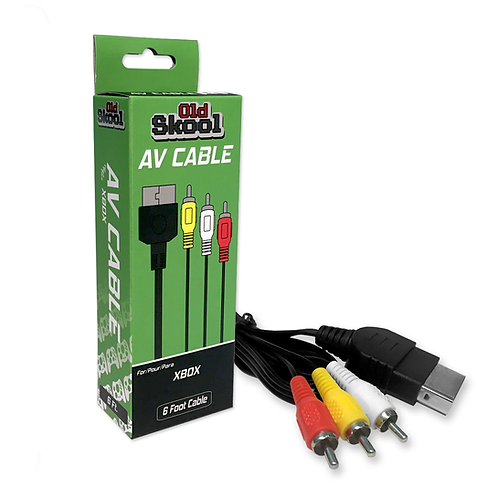 XBOX AV Cable (ORIGINAL)