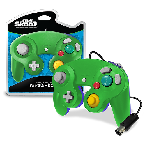 GameCube Controller - Green/Blue