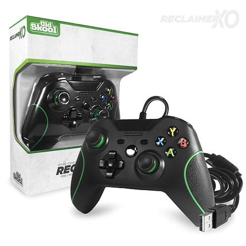 RECLAIMER Wired Controller