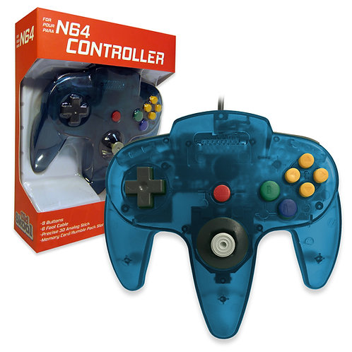 N64 Controller - Turquoise