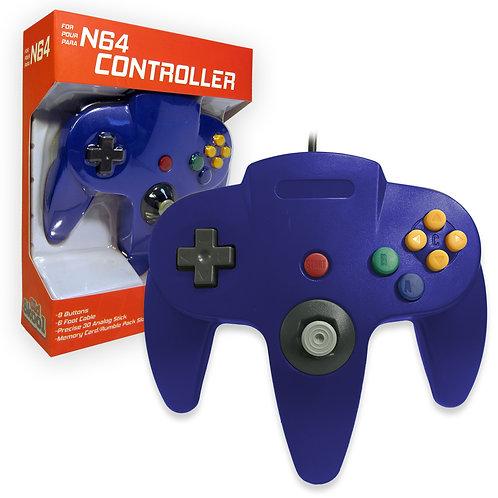 N64 Controller - Blue