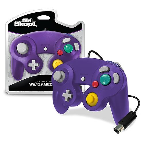 GameCube Controller - Indigo (Purple)