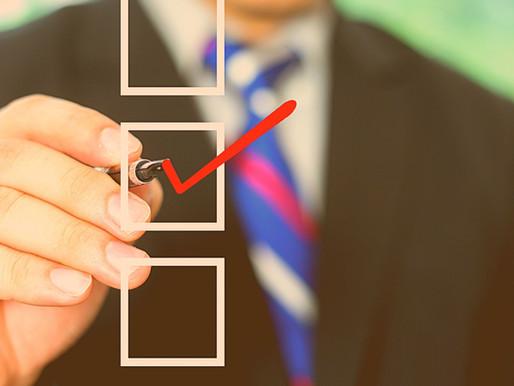 Checklist de Recursos Humanos e sua importância na gestão