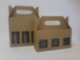 3-pack flasker og 3-pack glass 217-model
