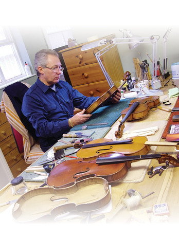 Violin Valuation