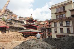 Temple & Ruins (Kathmandu, Nepal)