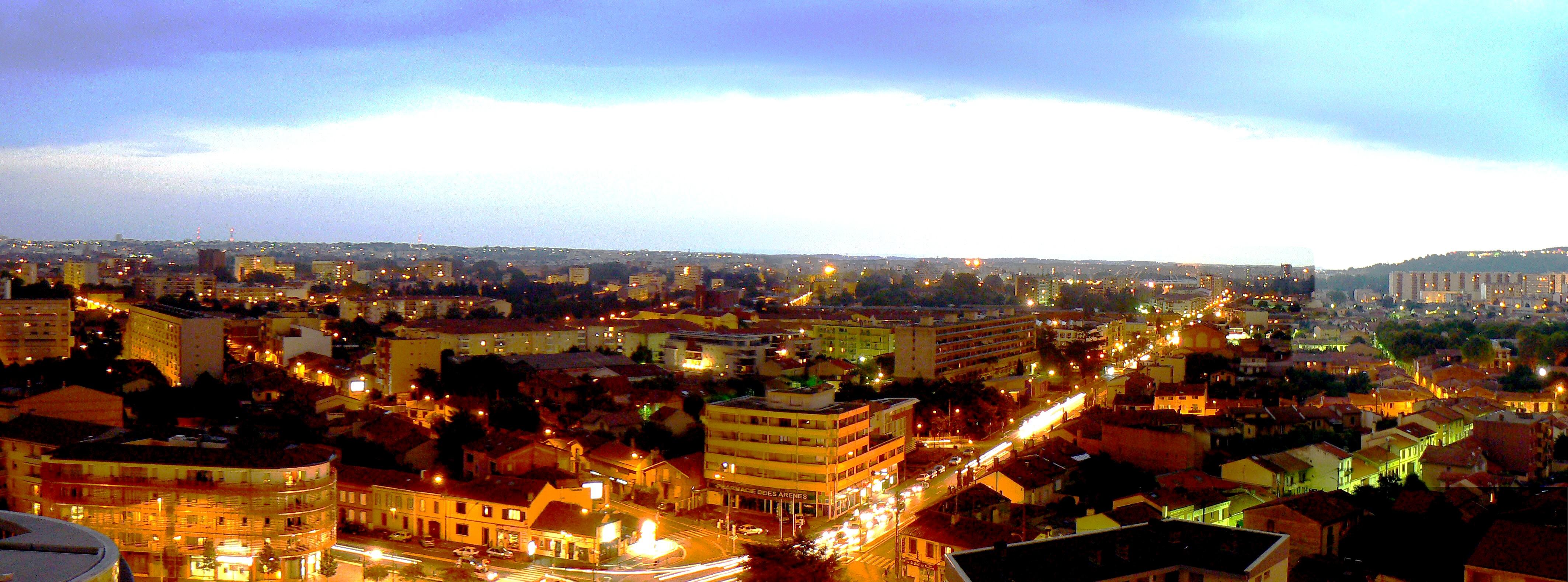Quartier des Arènes (Toulouse)