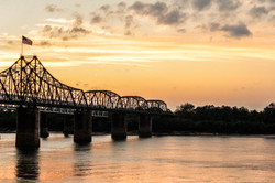 Bridge (Louisiana, USA)