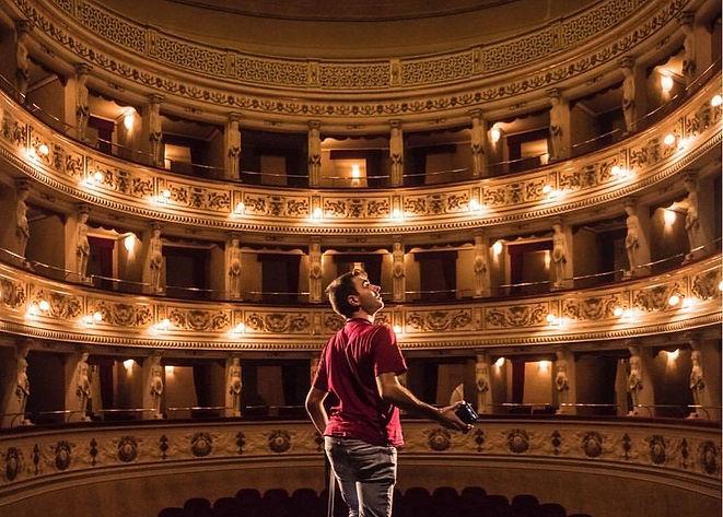 Beautiful Theatre in Le Marche