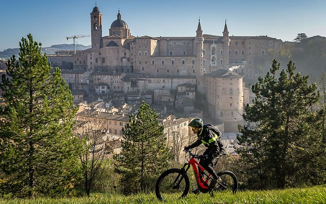 Biking in Le Marche
