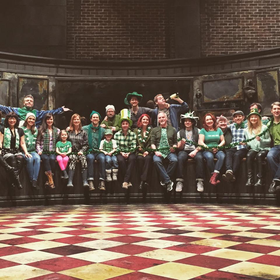 Once Cast - St Patrick's Day