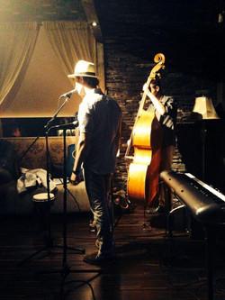 Jeremy at Jazz Cellar 2