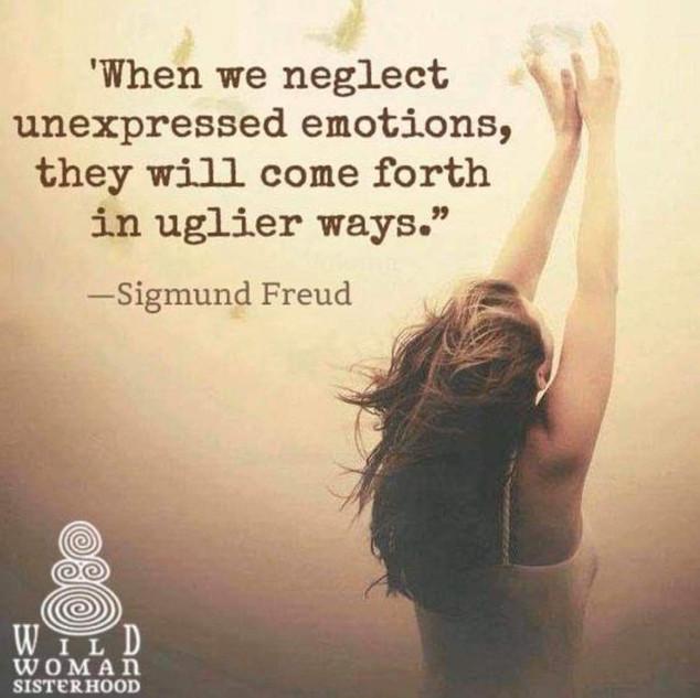 den Emotionen, Gefühlen, Stimmungen Raum geben und heilen