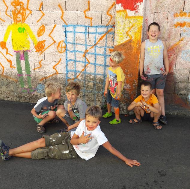 Kinderprojekt