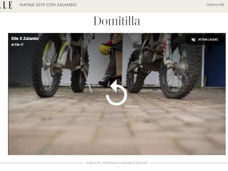 Domitilla e il WMBootcamp su Elle.it