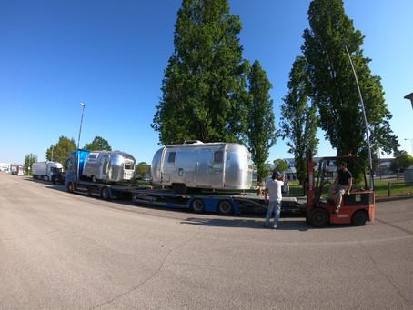 Nuovi Airstream per nuovi progetti