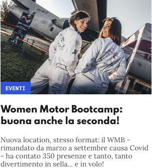Repost: MowMag, grazie Cristina Bacchetti