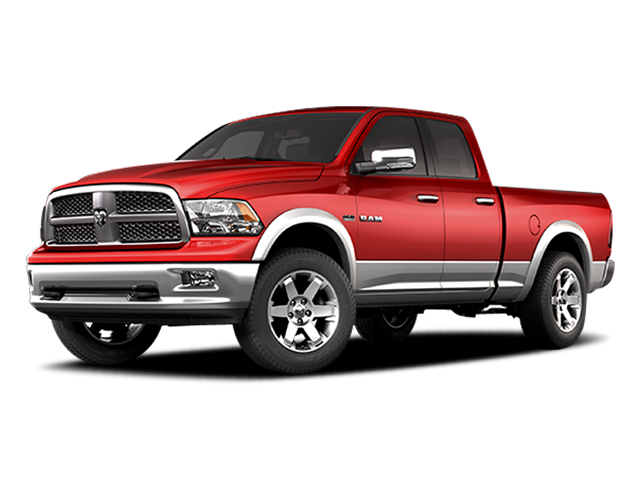 Dodge Ram 1500 rosso Officine Vivald
