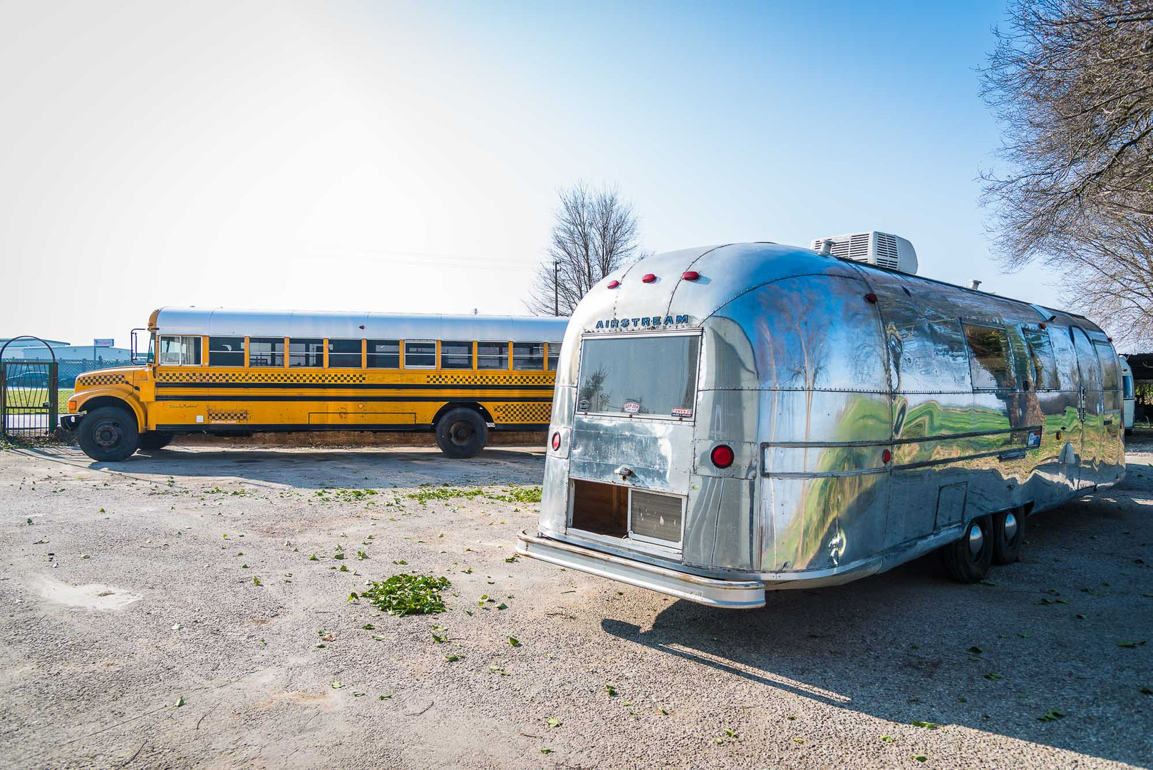 2020 Airstream Glamping 31 ft USA Light-