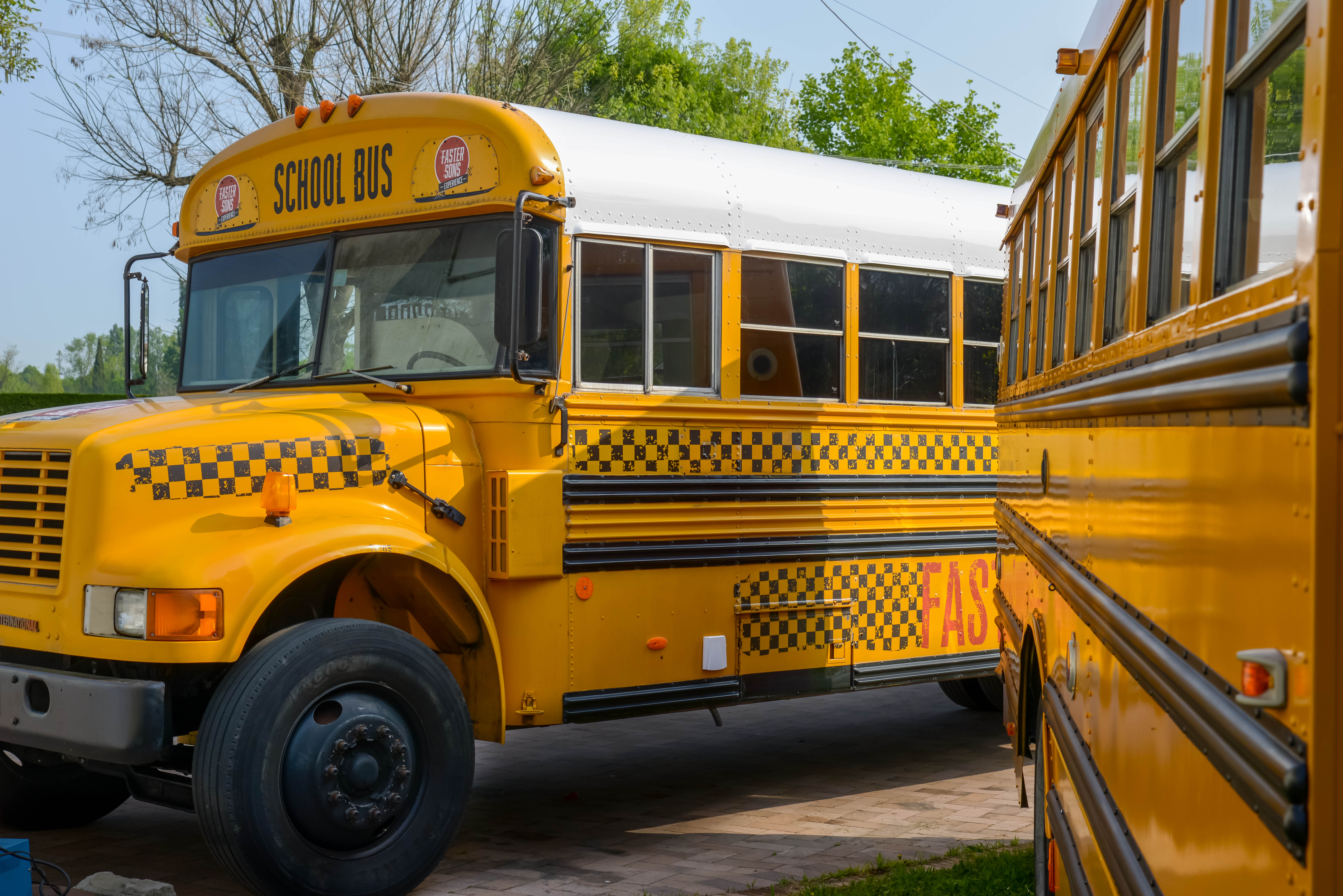 2 School Bus -17