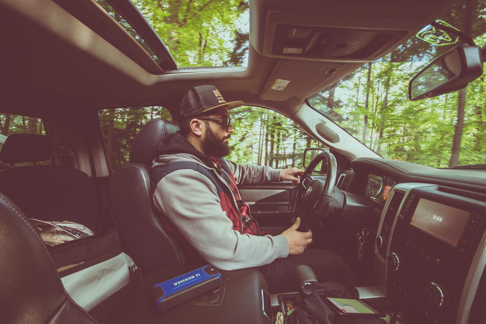 officine Vivaldi Dodge Swank rally 2