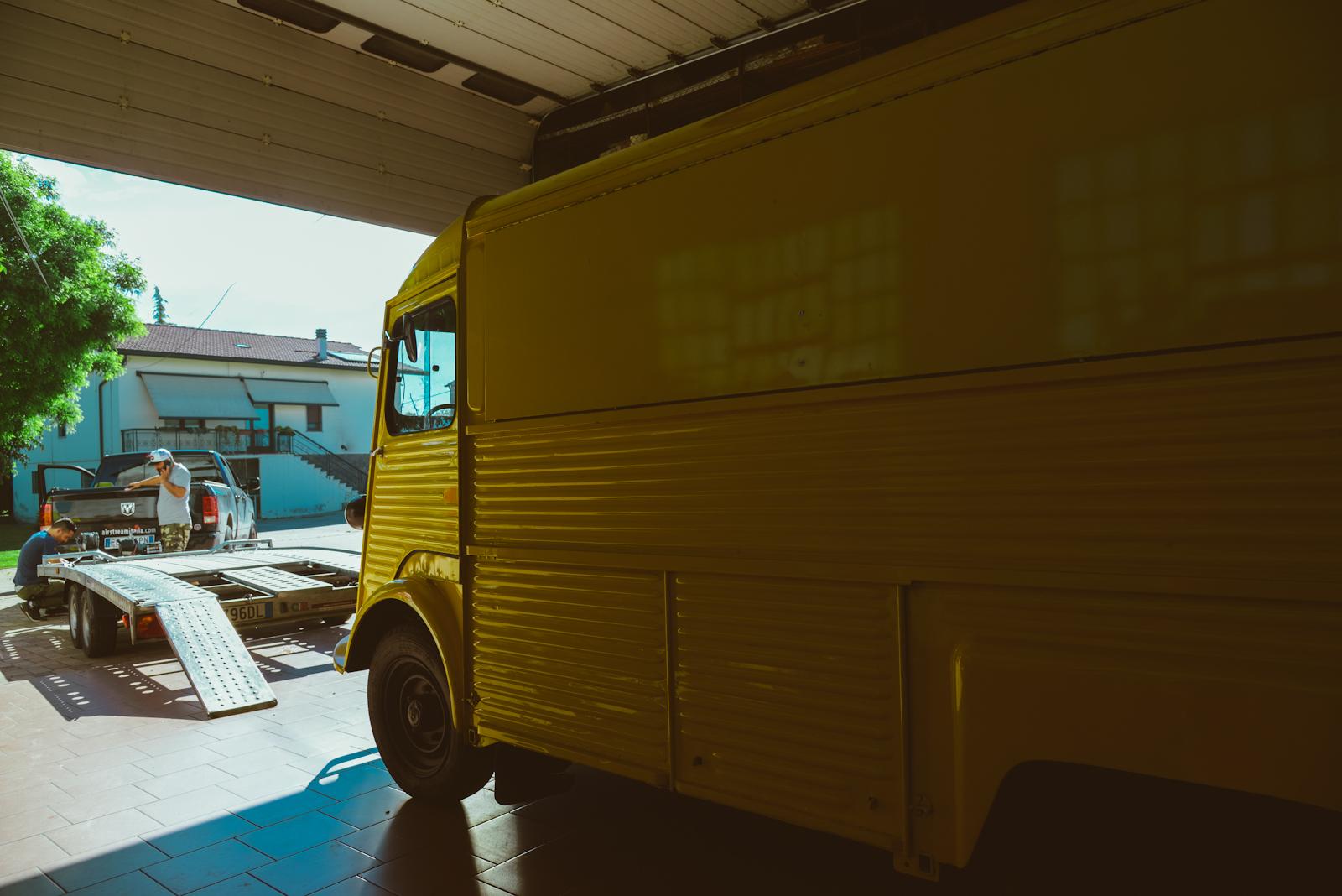 citroen HY truck by officine vivaldi 11.
