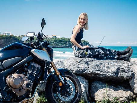 Dominika al Wheels & Waves - Video